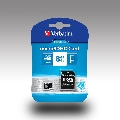 8GB VERBATIM MICRO SDHC CL10 + ADAPTER