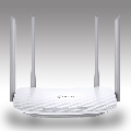 TP-LINK ARCHER C5 AC1200 DUAL BAND WIFI ROUTER